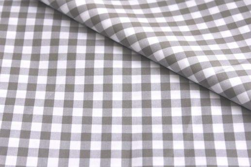 Grey Gingham Shirt