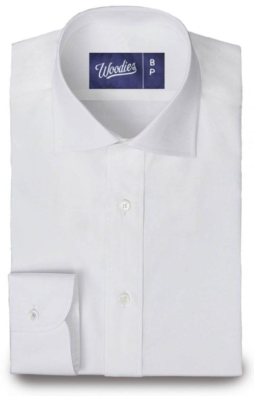White Non-Iron Royal Oxford Shirt