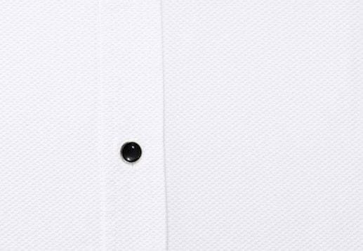 White Non-Iron Royal Oxford Tuxedo Shirt