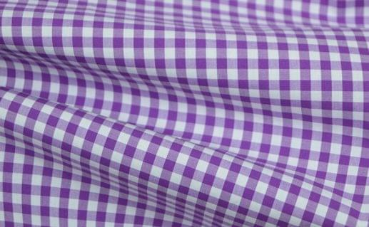 Light Purple Medium Gingham Shirt