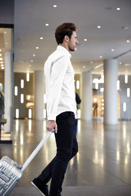 White Performance Dress Shirt
