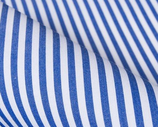 Blue Bengal Striped Shirt