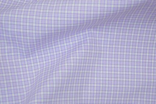 Lavender Check Easy Care Shirt