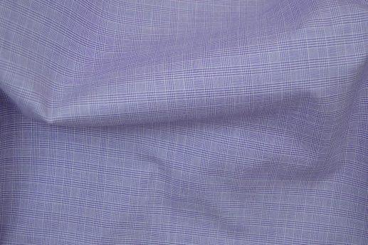 Purple Plaid Easy Care Shirt