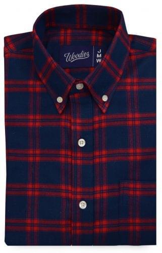 Red Tartan Flannel
