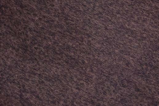 Heather Maroon Flannel Shirt
