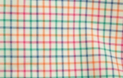 Multi Color Tattersall Flannel