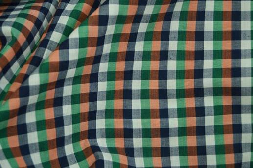 Multi Colored Medium Gingham Shirt