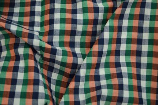 Multi Colored Medium Gingham Shirt