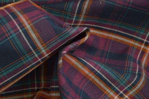 Multi Colored Plaid Flannel