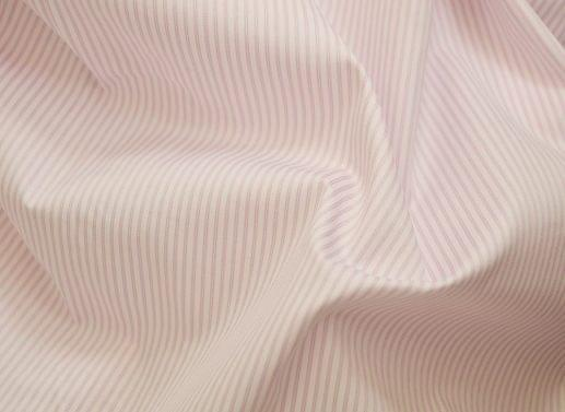 Light Pink Double Stripe Easy Care Shirt