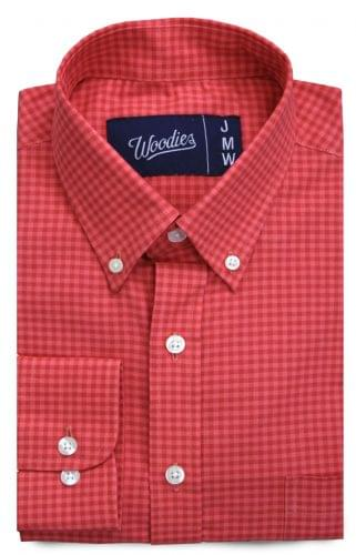Multi Red Small Gingham Shirt
