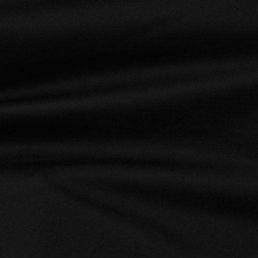 Premium Performance Jet Black Stretch Short