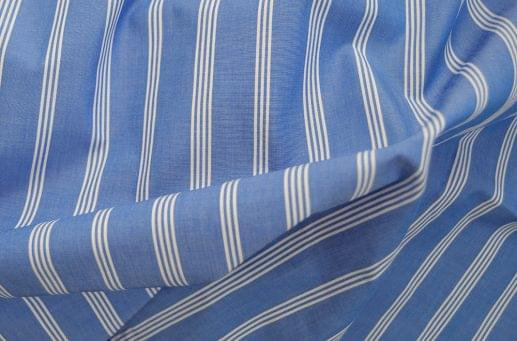 Amalfi Blue Multi Striped Shirt