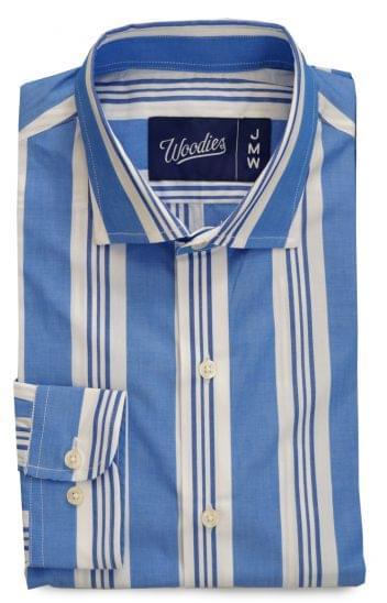 Wide Multi Stripe Shirt