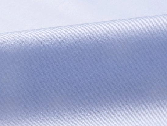 Light Blue Stain Repelling Performance Shirt Fabric