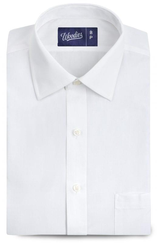 White Stain Repelling Performance Shirt