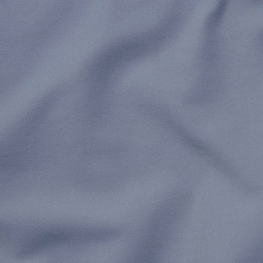 Cadet Blue Flannel Lined Stretch Chino fabric
