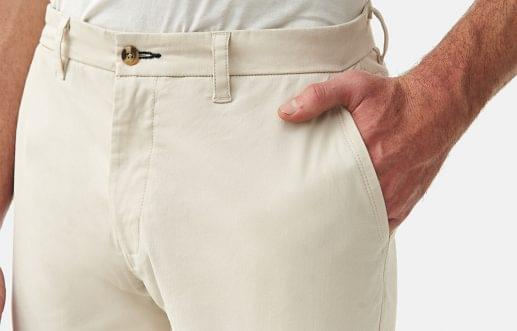 Sandstone Stretch Chinos