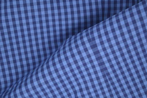 Multi Blue Gingham Shirt