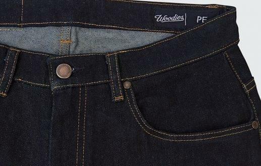 Raw Indigo Jeans
