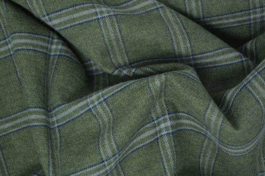 Evergreen Plaid Flannel